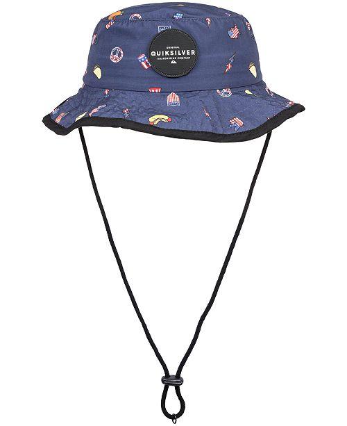 Quiksilver Toddler & Little Boys Ruck Bucket Hat