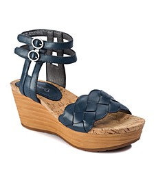 Melyssa Wedge Sandals