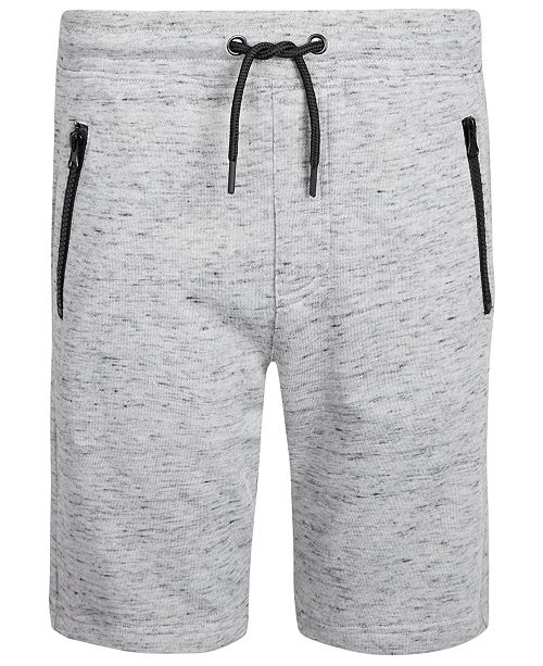 Univibe Big Boys Picard Regular-Fit Knit Shorts