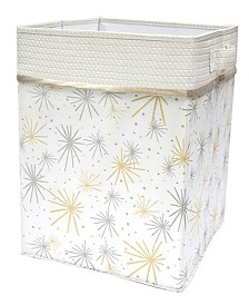 Lambs & Ivy Signature Moonbeams Celestial Storage/Hamper