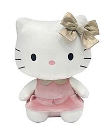 "Hello Kitty Plush Stuffed Animal Toy - 10"""