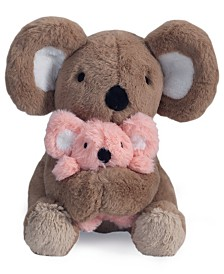 "Lambs & Ivy Calypso Plush Koalas Stuffed Animals 11"" Fuzzy & Wuzzy"