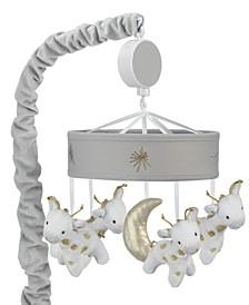 Signature Goodnight Giraffe Moonbeams Musical Baby Crib Mobile