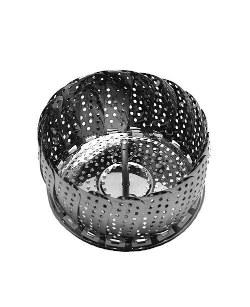 """BergHoff 12"""" Stainless Steel Steamer Basket"""