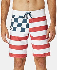 Men's Patriot Board Shorts