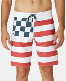 Fox Men's Patriot Board Shorts