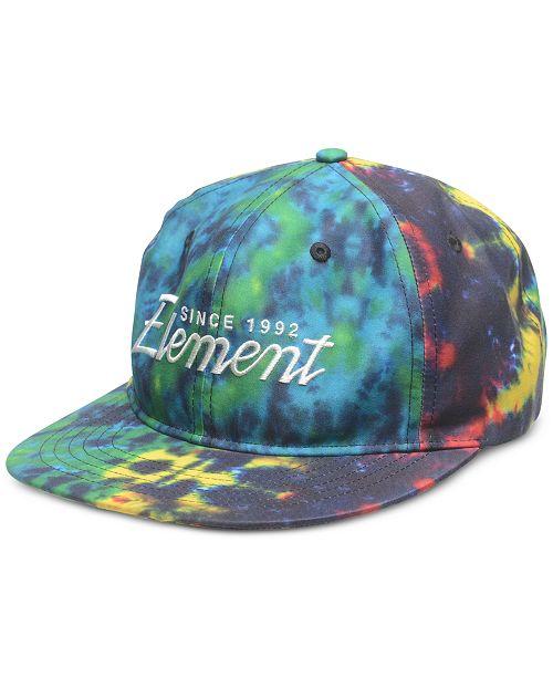 Element Men's Tie Dye Cap