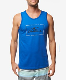 O'Neill Men's Logo Graphic Tank Top