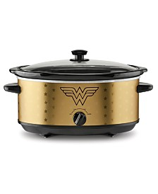Dc Wonder Woman 7-Quart Slow Cooker