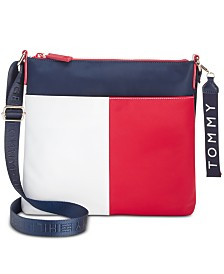 Tommy Hilfiger Leah Nylon Crossbody