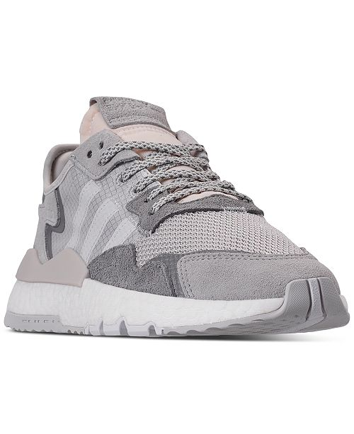 adidas adidas Women's Originals Nite Jogger Running Sneakers from Finish Line
