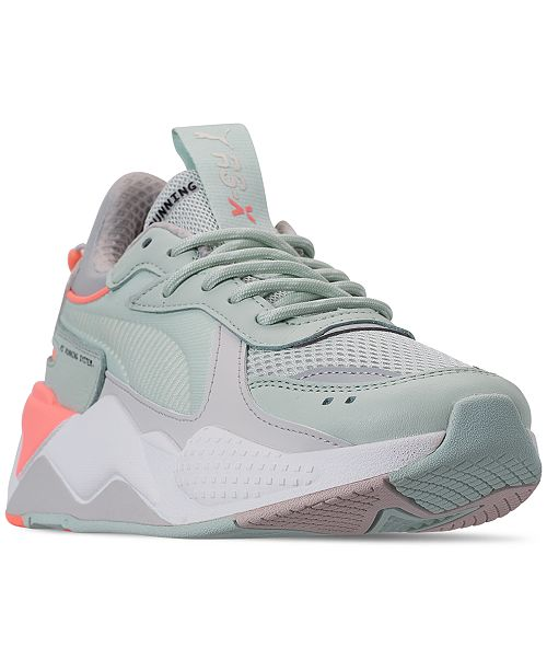 Puma Women's RS-X Tracks Casual Sneakers from Finish Line