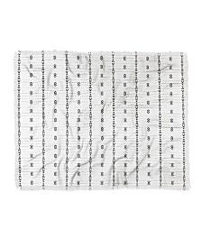 Holli Zollinger French Linen Tribal Stripe Woven Throw Blanket