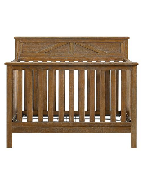 Baby Relax Scarlet 5-in-1 Convertible Crib