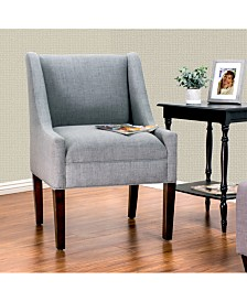 MJL Furniture Designs Racer Upholstered Accent Chair