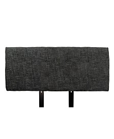 MJL Furniture Designs Ali Button Tufted Upholstered Queen Headboard