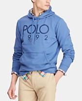 9760758a1 Polo Ralph Lauren Mens Hoodies   Sweatshirts - Macy s