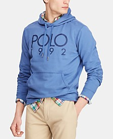 Polo Ralph Lauren Men's Big & Tall Graphic Hoodie