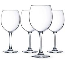 Luminarc Cachet Ballon Wine Glass - Set of 4