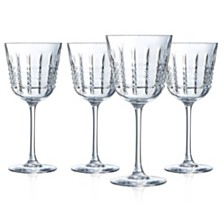 Cristal D' Arques Rendez-vous Wine Glass - Set of 4