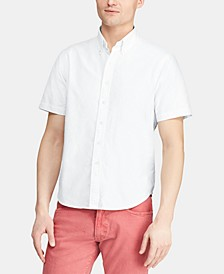 Men's Classic-Fit Allover Pony Oxford Shirt