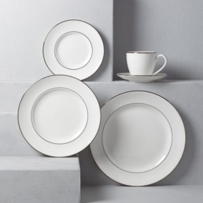 Continental Dining Platinum Dessert Plate