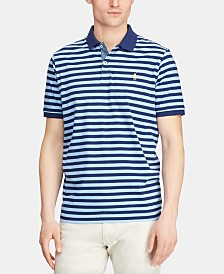 Polo Ralph Lauren Men's Big & Tall Classic-Fit Jersey Polo Shirt