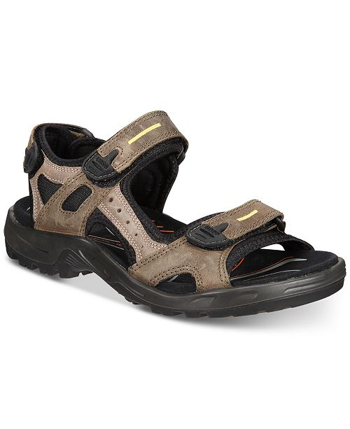 76f7953bbf75 Ecco Men s Yucatan Sandals   Reviews - All Men s Shoes - Men ...