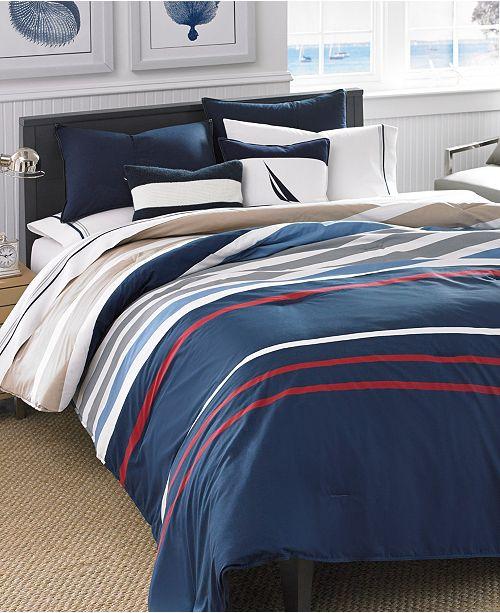 Nautica Bradford Full/Queen Comforter Set