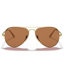 Polarized Sunglasses, RB3689 55