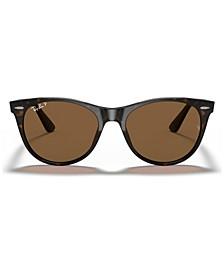 Polarized Sunglasses, RB2185 52