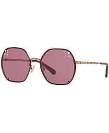 Coach Sunglasses, HC7095H 57 L1090
