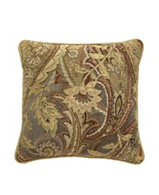 Croscill Ashton 18x18 Square Pillow
