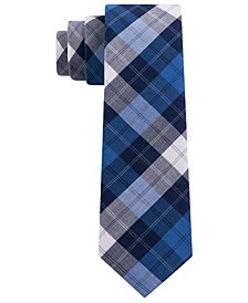 Toddler, Little & Big Boys Stockholm Plaid Tie