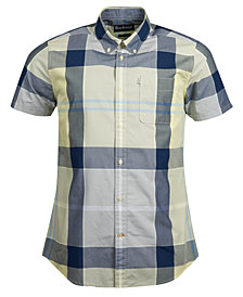 Barbour Men's Modern Plaid Shirt