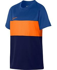 Nike Big Boys Dri-FIT Academy Colorblocked T-Shirt