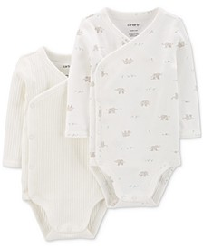 Baby Boys & Girls 2-Pk. Bodysuits