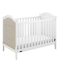 Graco Linden Tufted 3 in 1 Convertible Crib
