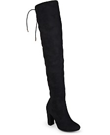 Journee Collection Women's Wide Calf Maya Boot