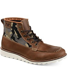 Territory Men's Boone Moc Toe Ankle Boot