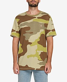 Men's Peace Squad Camo T-Shirt