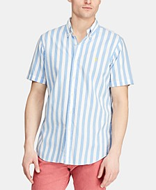 Men's Big & Tall Classic-Fit Striped Shirt