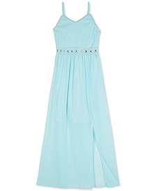 Big Girls Strappy Maxi Dress