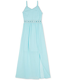 BCX Big Girls Strappy Maxi Dress
