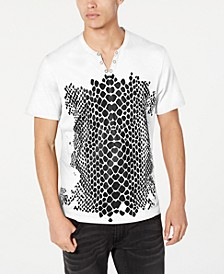 INC Men's Crocodile T-Shirt, Created for Macy's