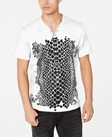I.N.C. Men's Crocodile T-Shirt, Created for Macy's