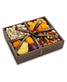 Mendocino Fruit & Nut Balsa Gift Tray