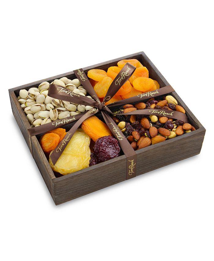 Torn Ranch - Mendocino Fruit & Nut Balsa Gift Tray
