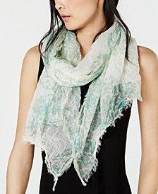 Organic Cotton Printed Scarf