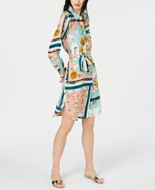 Marella Siam Printed Shirtdress